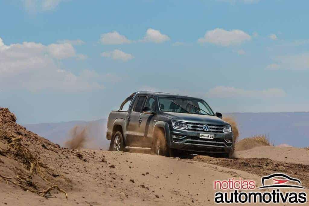 volkswagen-amarok-v6-apresentação-NA-29 Depois da pré-venda, Volkswagen Amarok V6 mantém preço em R$ 184.990