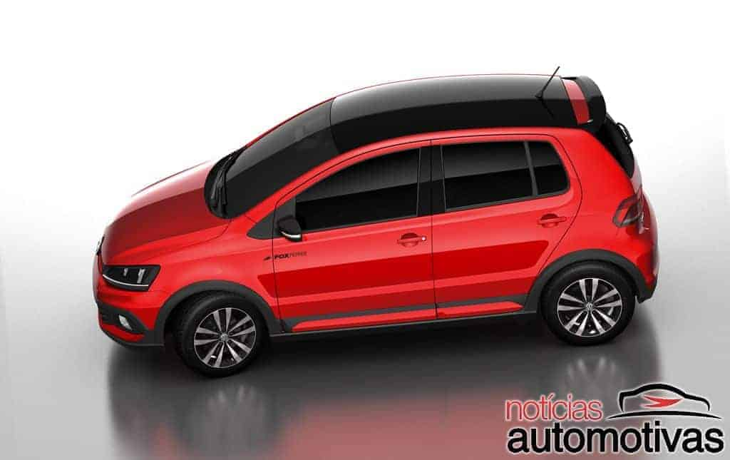 volkswagen novo fox pepper 2016 3 - Volkswagen Novo Fox Pepper 2016 chega nas concessionárias