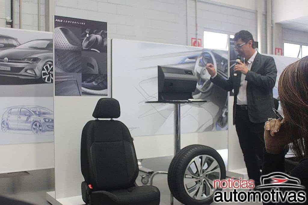 volkswagen-polo-design-segurança-NA-32 Volkswagen Polo 2018 foca em segurança e estilo para atrair brasileiros