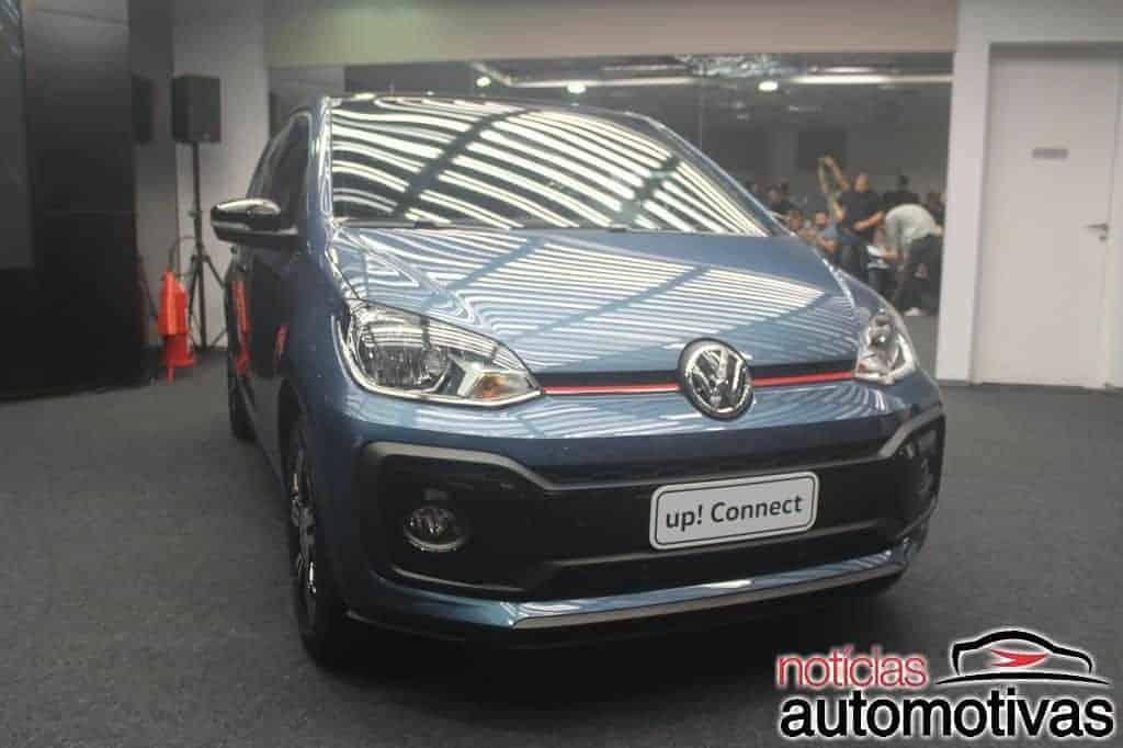volkswagen up 2018 impressoes NA 1 - VW Up 2018: preço, versões, fotos, consumo, equipamentos e detalhes