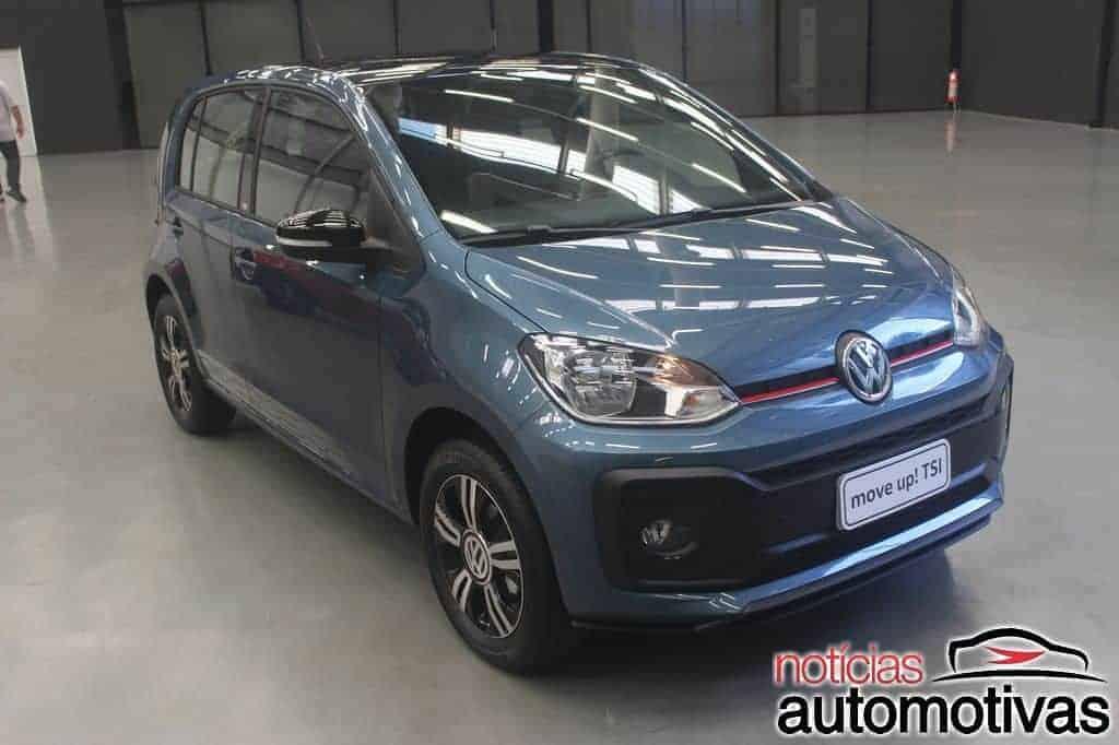 volkswagen up 2018 impressoes NA 71 - VW Up 2018: preço, versões, fotos, consumo, equipamentos e detalhes