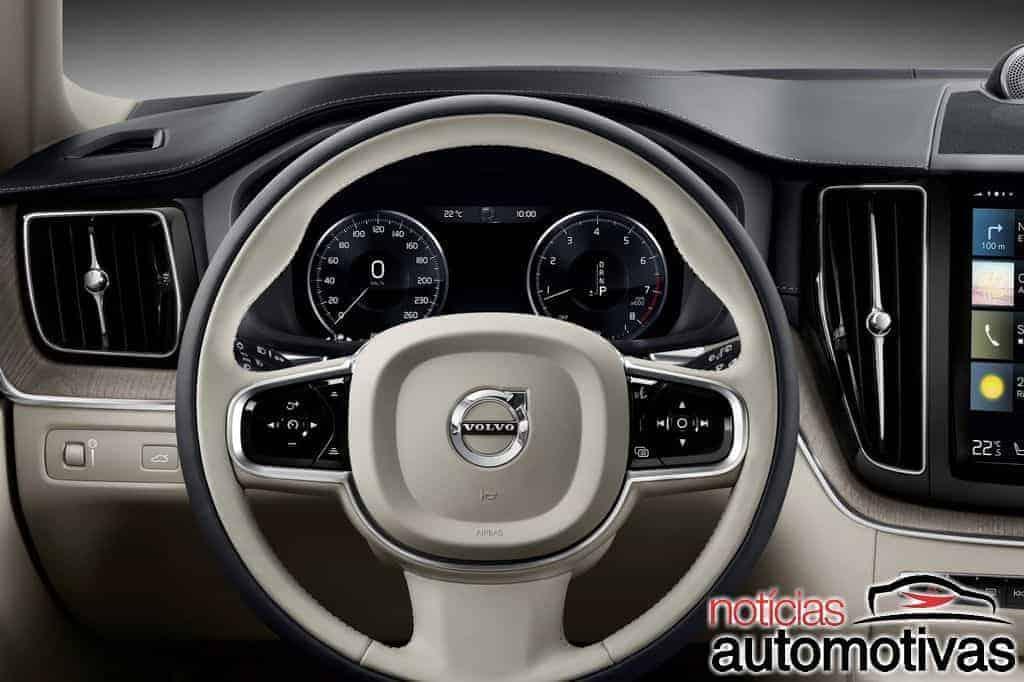 volvo-xc60-2018-9 Novo Volvo XC60 2018 é apresentado na Suíça