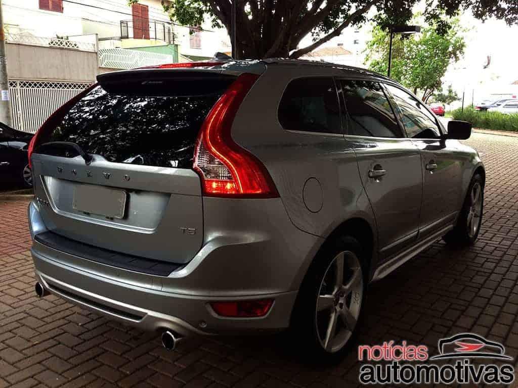 volvo-xc60-r-design-t5-2013-3 Carro da semana, opinião de dono: Volvo XC60 T5 R-Design 2013