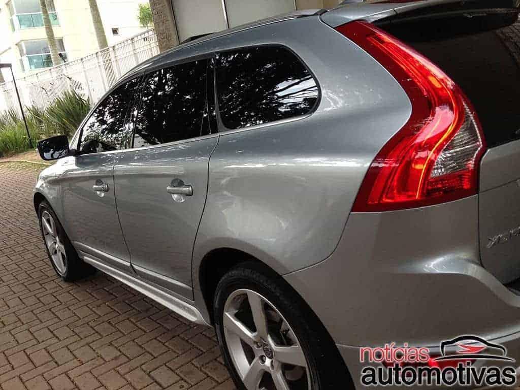 volvo-xc60-r-design-t5-2013-4 Carro da semana, opinião de dono: Volvo XC60 T5 R-Design 2013