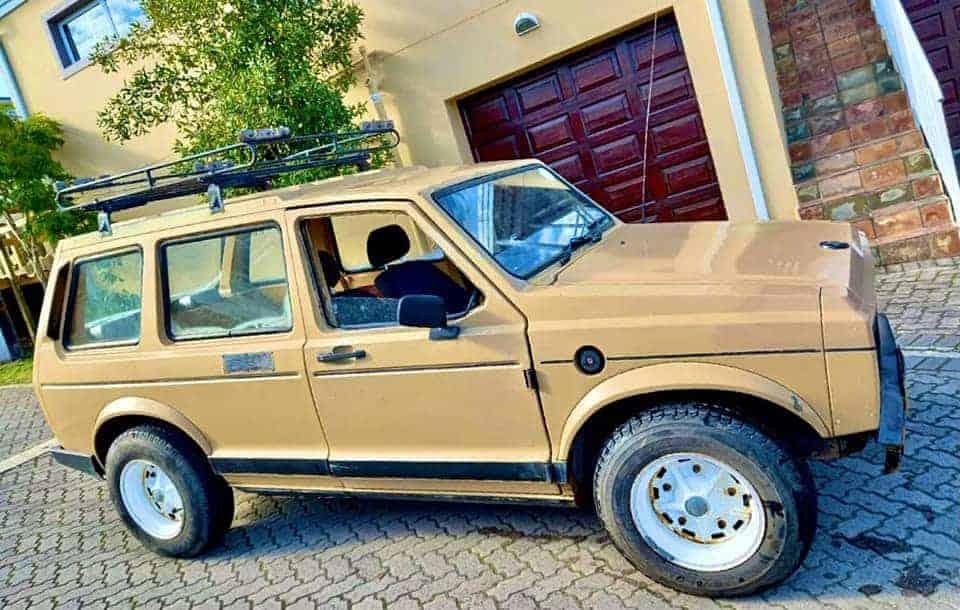 vw-1021-1 Projeto 1021: quando a Volkswagen decidiu ter picape e SUV com chassi de Fusca