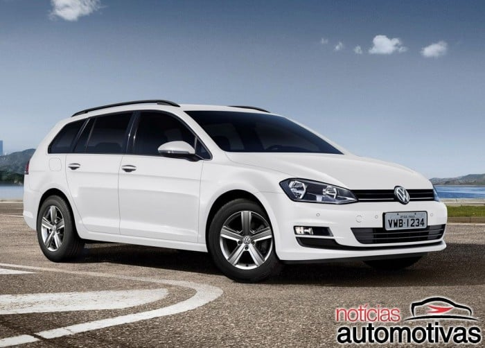 vw-golf-variant-comfortline-manual-1-700x502 Volkswagen lança Golf Variant manual por R$ 83.990