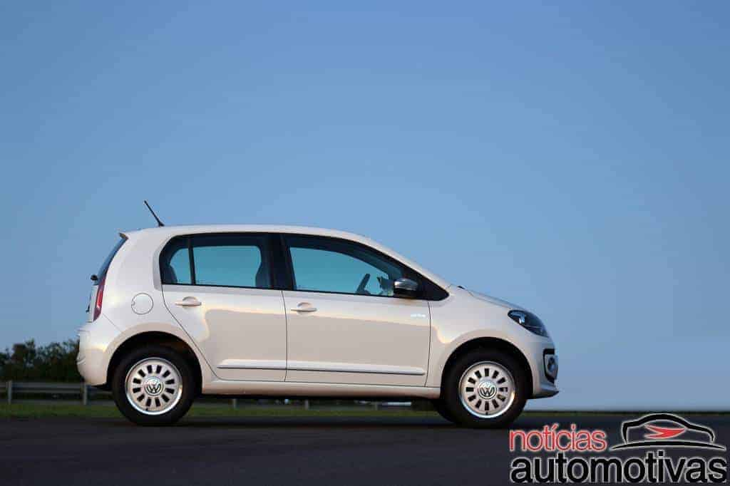 white up 10 Novo Volkswagen up! 2014: tudo sobre o novo popular