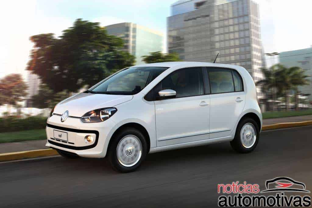 white-up-4 Novo Volkswagen up! 2014: tudo sobre o novo popular