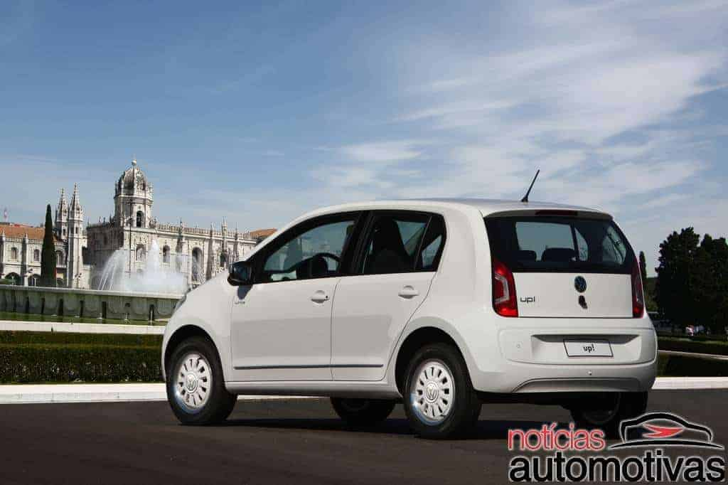 white-up-8 Novo Volkswagen up! 2014: tudo sobre o novo popular