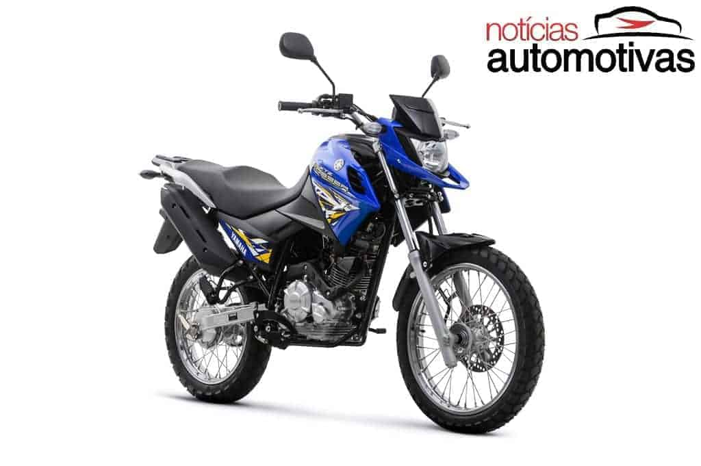 yamaha crosser 150 2017 7 - Yamaha Crosser 150 2017 é lançada e parte de R$ 9.990