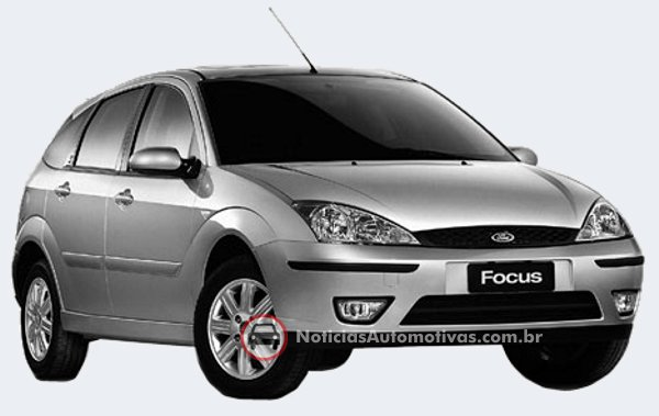 ford-focus-prata Comparativo entre Golf, Stilo e Focus