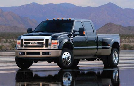 ford super duty f450 2008
