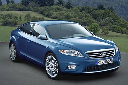 ford mondeo iosis