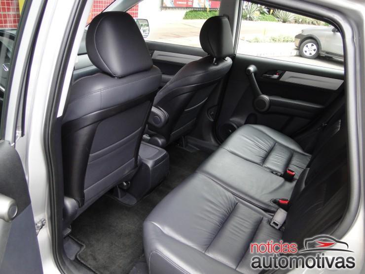 DSC01947 Avaliação NA - Honda CR-V 2 - Impressões do interior e qualidade de acabamento