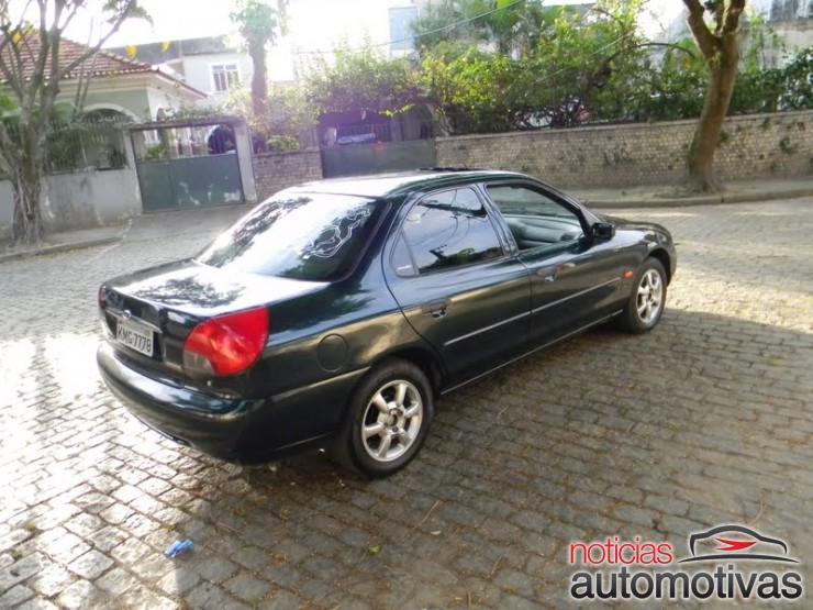 mondeo4 Carro da semana, opinião de dono: Ford Mondeo GLX 1997